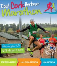 Marathon, Half-Marathon & 10k in Aghada, East Cork... Sat 12th Aug 2017