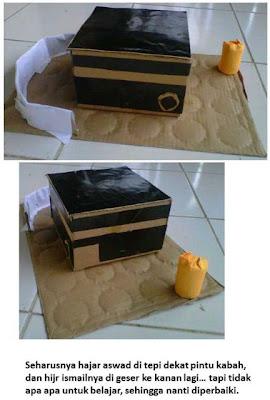 craft replika kabah