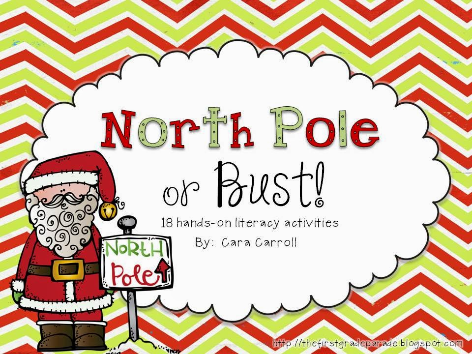 Kindergarten Literacy Activities - December