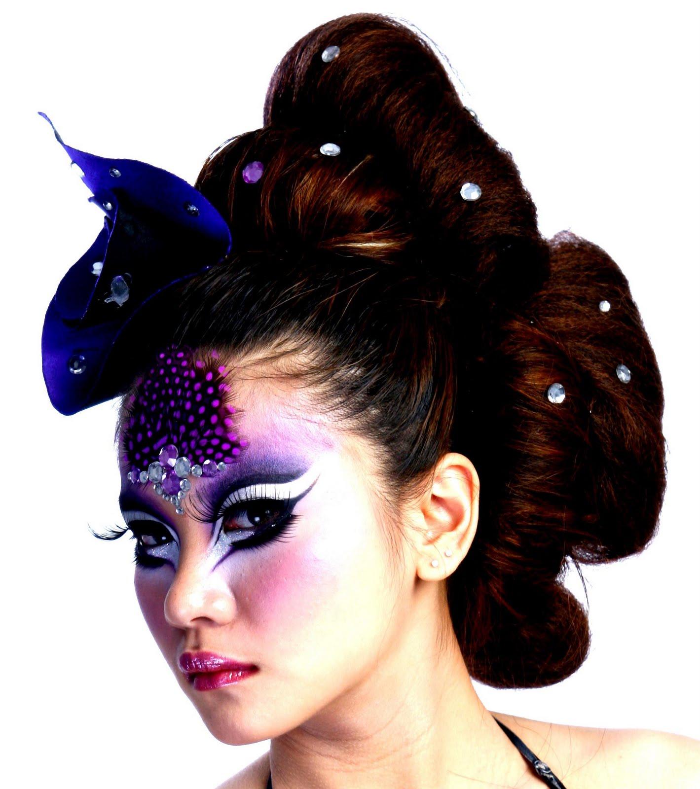 Fashion Hair Design