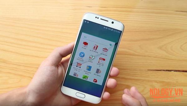 Samsung Galaxy S6 Edge Au xách tay