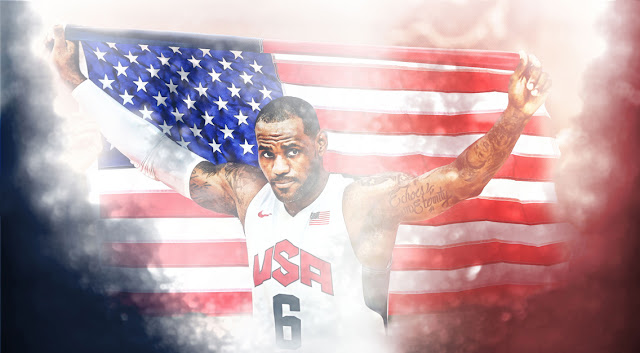 Free Download Lebron James HD Wallpapers for iPhone 5 (9)