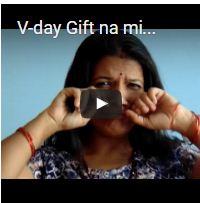 V-Day par gift na milne par