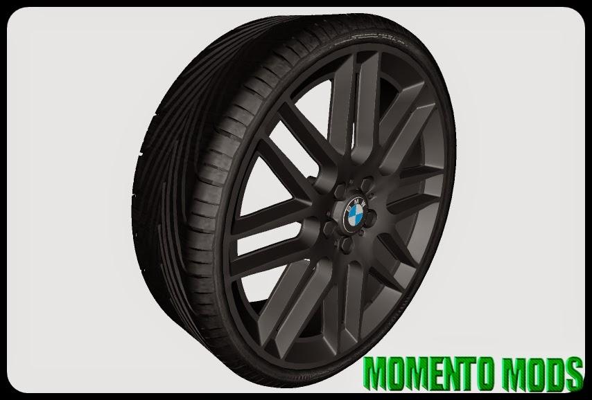 ZM - Roda BMW M3 2010