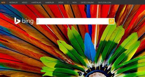 bing web ara u00e7lar u0131na site ekleme