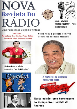 NOVA REVISTA DO RÁDIO – AGOSTO- SETEMBRO – OUTUBRO 2019 - Nº 2