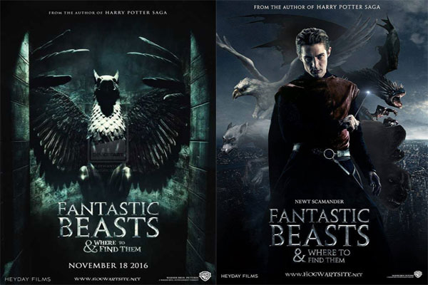 Download Fantastic Beasts and Where To Find Them 2016 ...