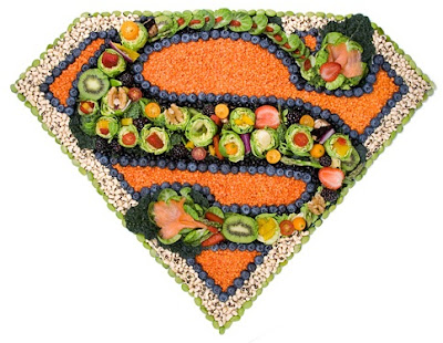 SuperFoods - Are you a 'superfood' family?