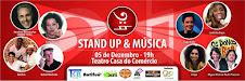 STAND UP & MÚSICA