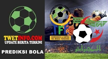 Prediksi Tanzania vs Algeria