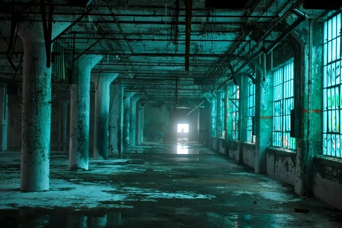 Fisher Body Plant | Detroit City Guide via Club Narwhal