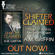 Shifter Claimed Release Giveaway