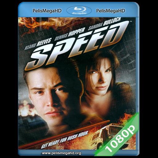 SPEED (1994) FULL 1080P HD MKV ESPAÑOL LATINO