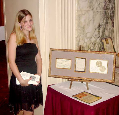 Pennsylvania Society Gold Medal Exhibit - Stan Klos
