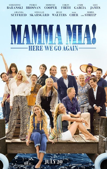 Mamma Mia! Here We Go Again (Mamma Mia! Vamos Otra Vez) (2018) 720p y 1080p WEBRip mkv Dual Audio AC3 5.1 ch