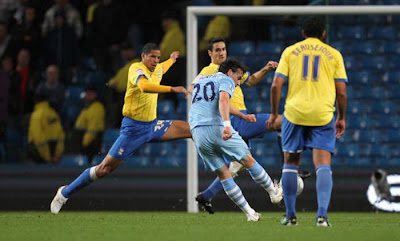 Manchester City 2 - 0 Birmingham City (2)