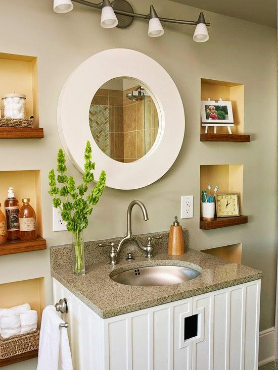 Ideas Para Decorar El Baño De Mi Casa:Ideas para decorar el baño ~ Mi Casa Inventada