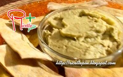 Crema di Carciofi su Sfoglie di Grano Saraceno di Cotto e Mangiato