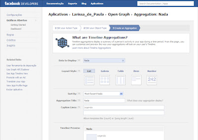 nova timeline do facebook