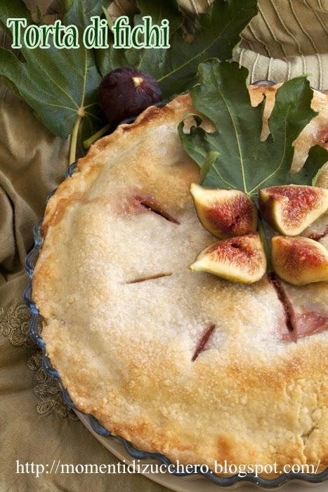 torta di fichi freschi {fresh fig pie}
