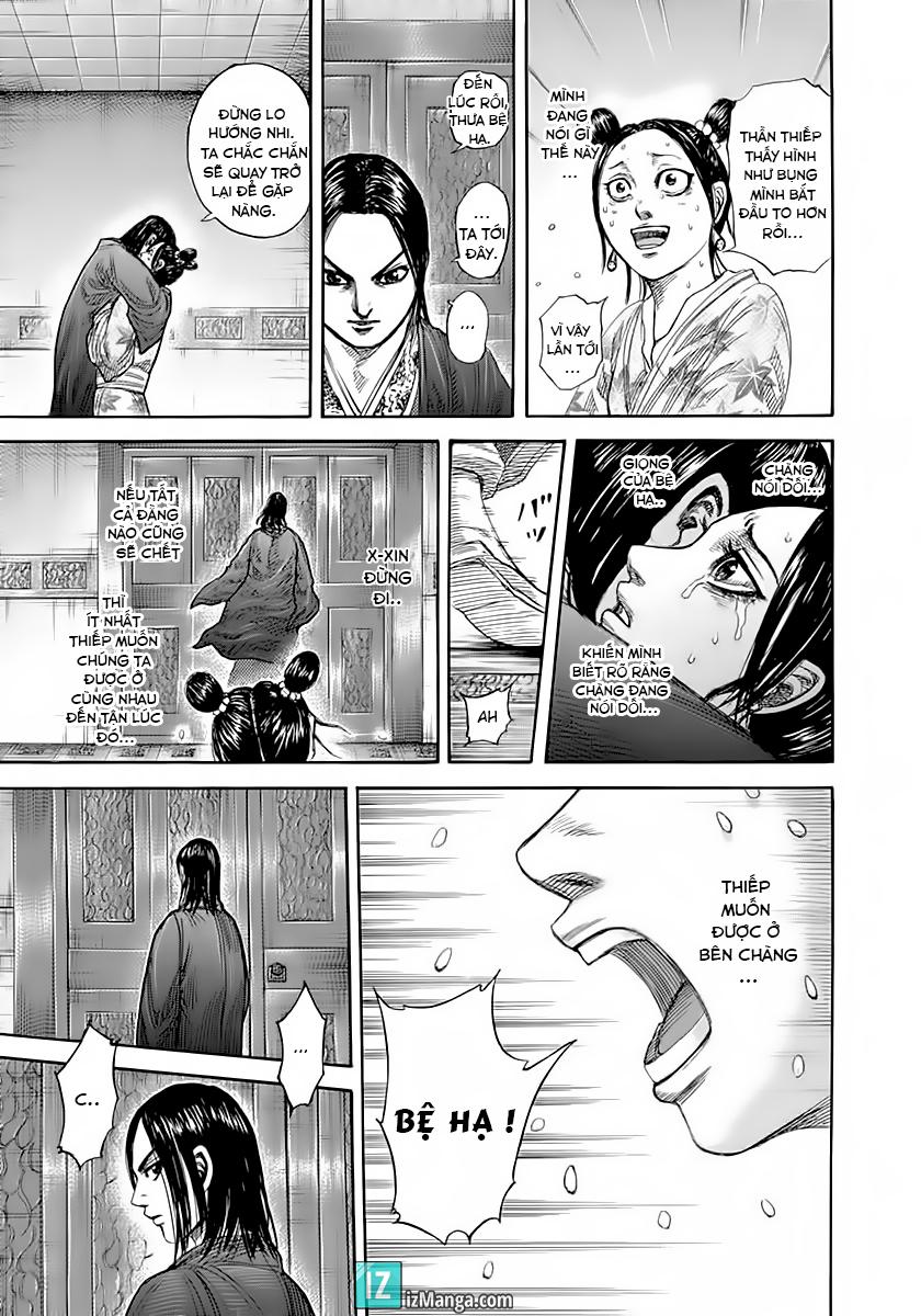 Kingdom – Vương Giả Thiên Hạ (Tổng Hợp) chap 327 page 12 - IZTruyenTranh.com
