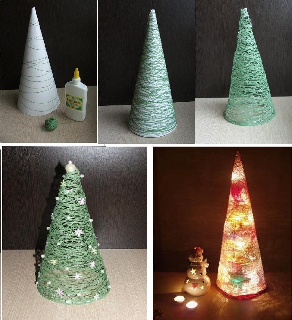 El rinc n de vilka ideas para decorar en navidad y el a o for Adornos navidenos que se pueden hacer en casa