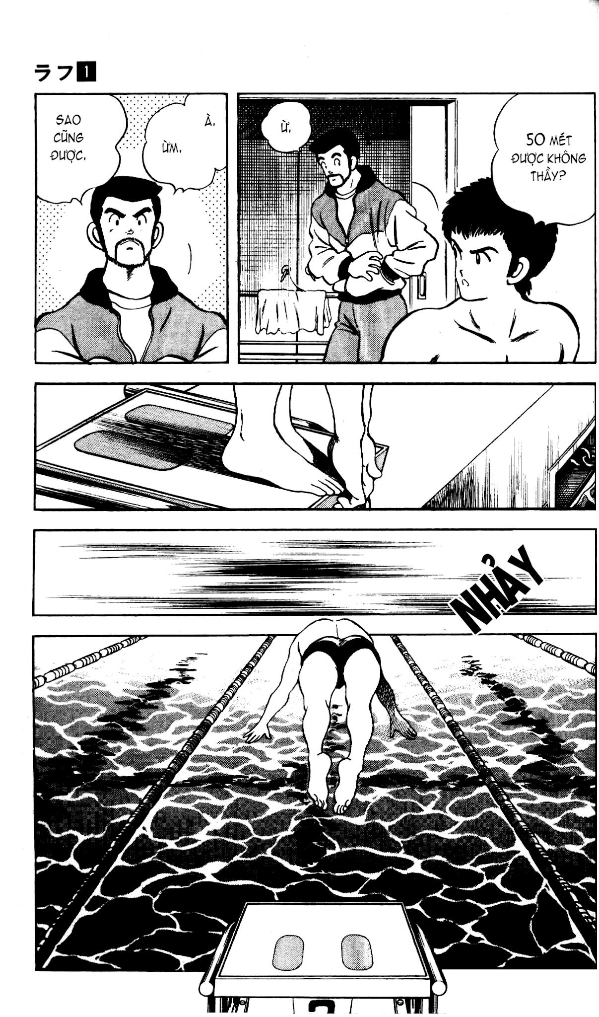 Rough - Ngọc Thô chap 9 - Trang 14