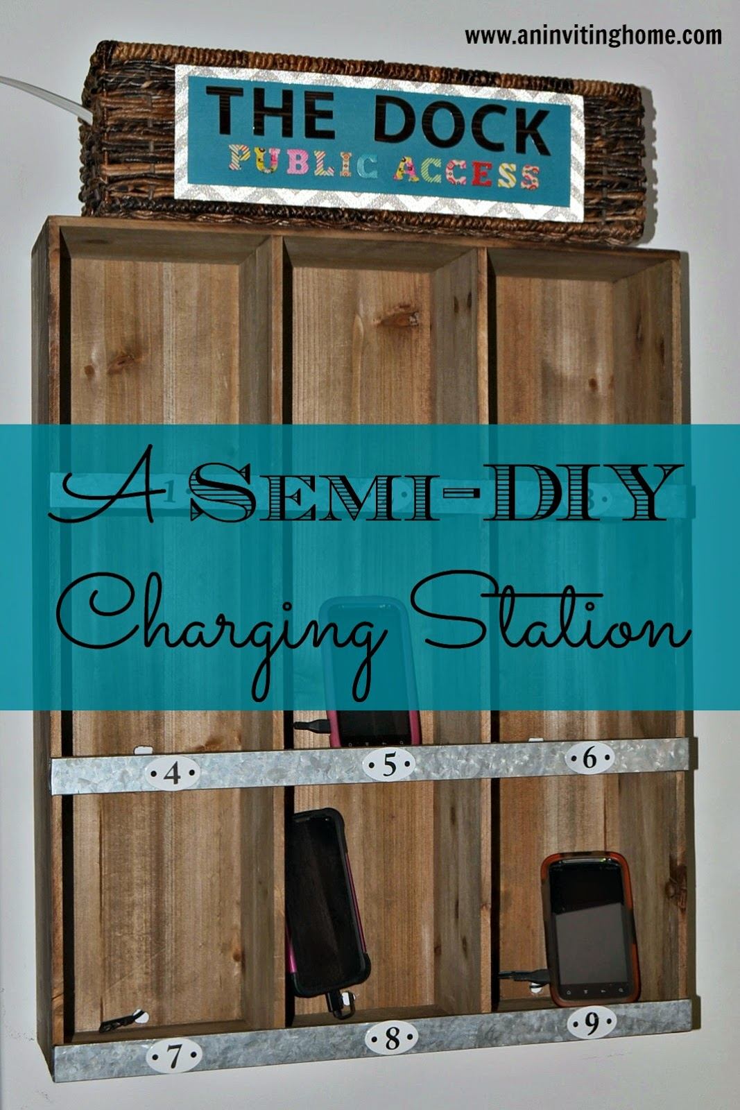 A Semi-DIY Charging Station