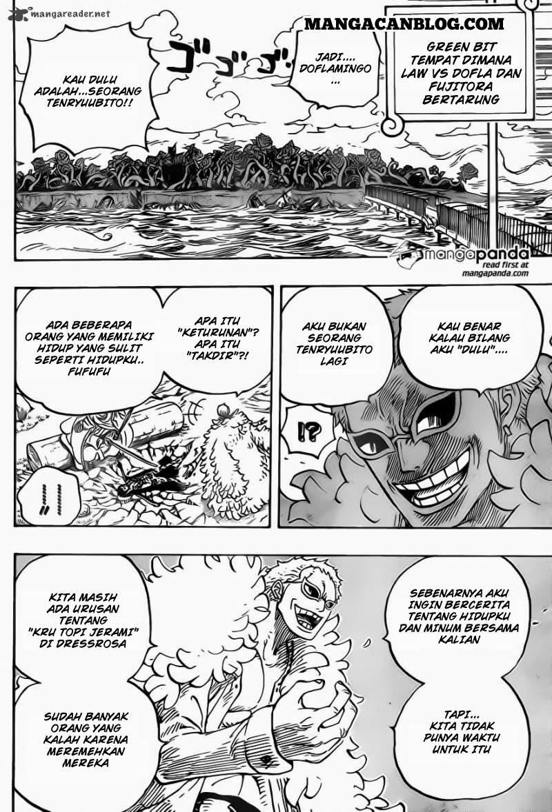 Komik one piece 723 - perubahan rencana 724 Indonesia one piece 723 - perubahan rencana Terbaru 9|Baca Manga Komik Indonesia|Mangacan