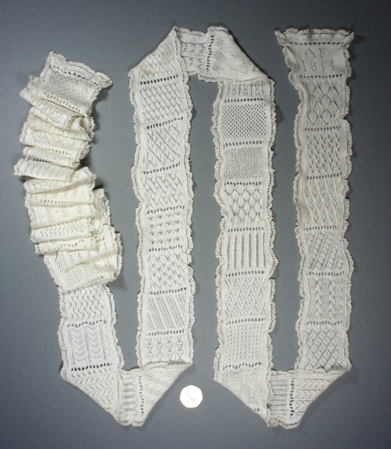 Knitting Now and Then: A Knitted Lace Sampler