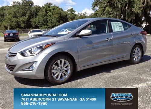 Savannah GA, 2015 Hyundai Elantra