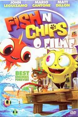 Fish & Chips   WEB DL AVI + RMVB Dublado
