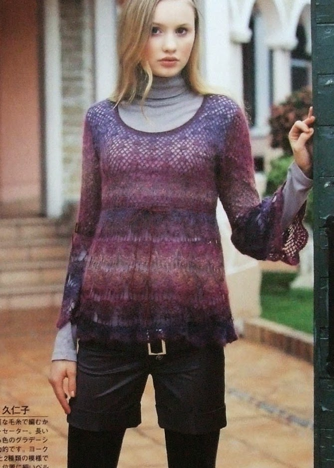 Модели Пуловеров Из Мохера Доставка