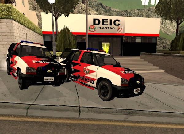 Delegacia Polícia Civil DEIC
