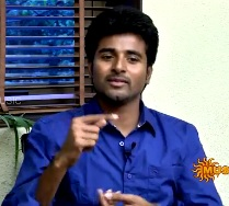 Kollywood Diaries With SivaKarthikeyan  – Sun Music Program 14-08-2013