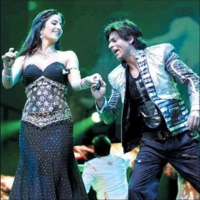katrina with shahrukh khan