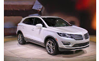 New 2015 Lincoln MKC, Best Luxury Crossover