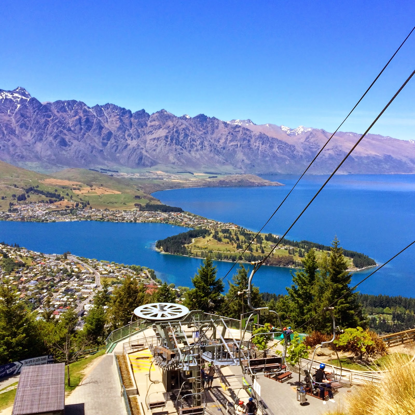 queenstown luging
