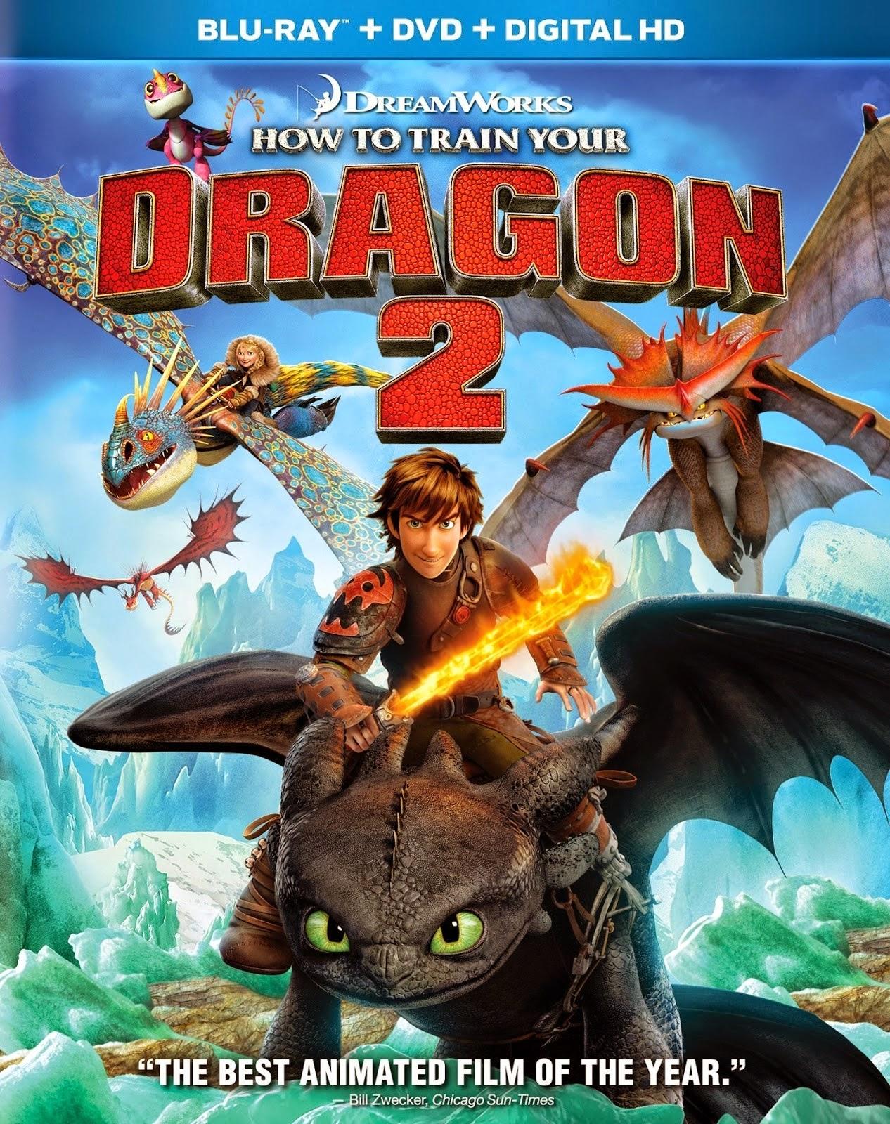 ดูการ์ตูน How to Train Your Dragon 2 อภินิหารไวกิ้งพิชิตมังกร 2