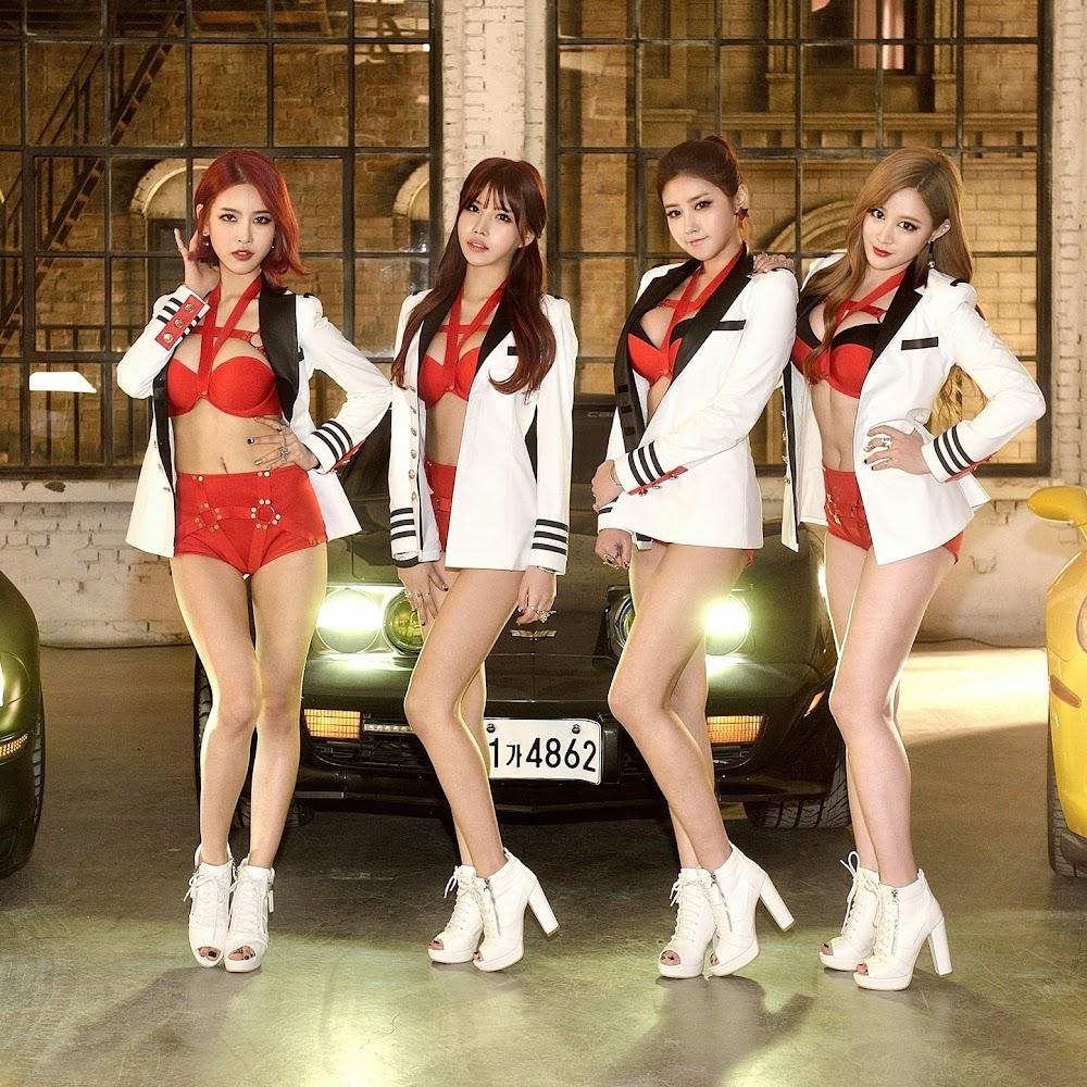 Pocket Girls Bbang Bbang Cover