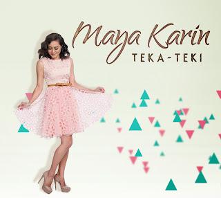 Maya Karin - Teka Teki Lirik dan Video