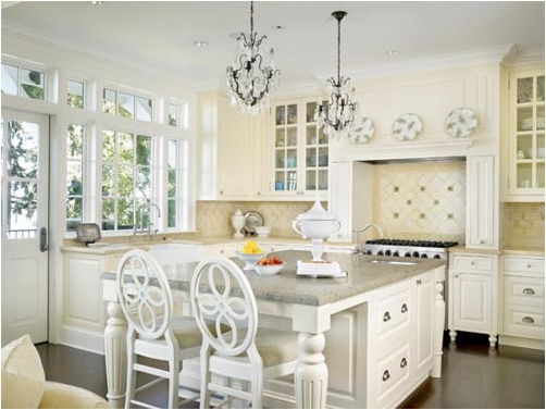 Traditional Kitchen Ideas - Home Decorating Ideas