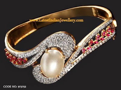 Designer Diamond Bangles Gallery