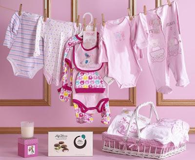 perlengkapan bayi perempuan baru lahir