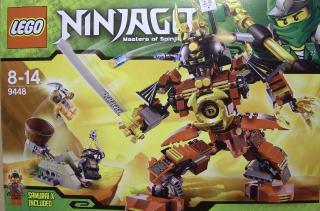 Lego Ninjago Masters of Spinjitzu bouwdoos