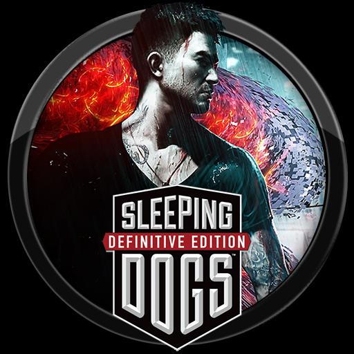 Resultado de imagem para Sleeping Dogs: Definitive Edition logo png