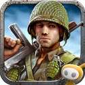 Frontline Commando: D-Day Icon Logo