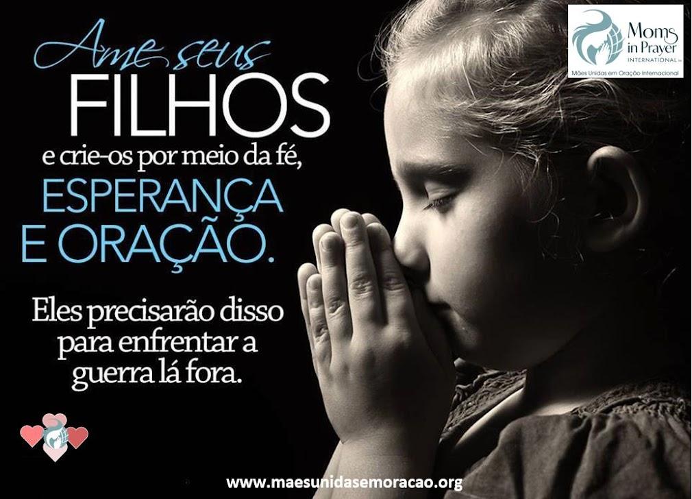 Ministério Mães Unidas em Oração Internacional - Brasil