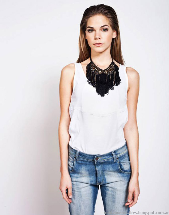 La Cofradía primavera verano 2014 jeans