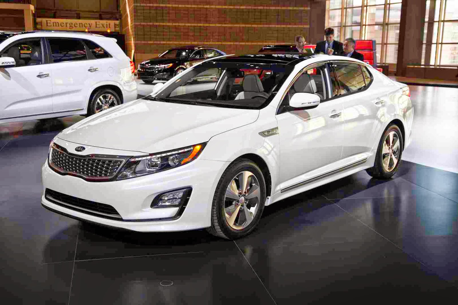2016 Kia Optima Release date and Price